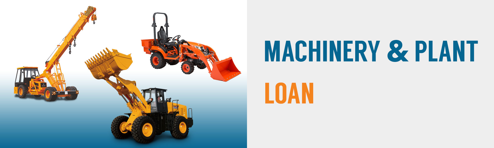 Machinery and Plant Loan